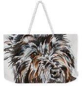 Cairn Terrier Martha Weekender Tote Bag