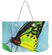 Cairns Birdwing Weekender Tote Bag