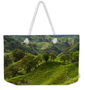 Caizan Hills Weekender Tote Bag