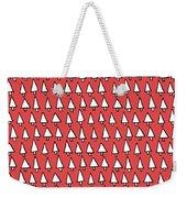 Cal Tree Red Weekender Tote Bag