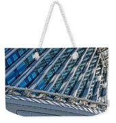Calatrava In The Morning Weekender Tote Bag by Mary Machare
