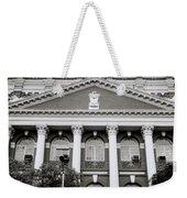 Calcutta Writers Buildings Weekender Tote Bag