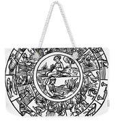 Calendar, 1503 Weekender Tote Bag