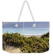 Caleta De Famara Beach Lanzarote Weekender Tote Bag