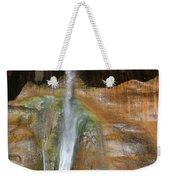 Calf Creek Falls 2 Weekender Tote Bag