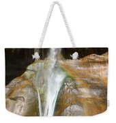 Calf Creek Falls 3 Weekender Tote Bag