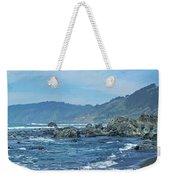 California Beaches 3 Weekender Tote Bag