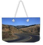 California Curve Weekender Tote Bag