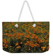 California Gold Poppies Weekender Tote Bag
