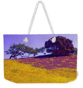 California Hills Weekender Tote Bag