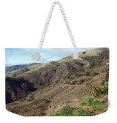 California Hillside Weekender Tote Bag