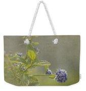 California Lilac Weekender Tote Bag