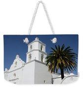 California Mission 2 Weekender Tote Bag
