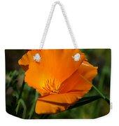 California Poppy Weekender Tote Bag