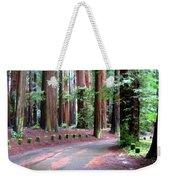 California Redwoods 3 Weekender Tote Bag