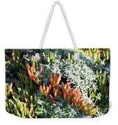 California Seaside Garden Weekender Tote Bag