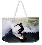 California Surfer Weekender Tote Bag