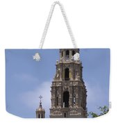 California Tower, Balboa Park, San Diego, California Weekender Tote Bag