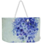 Californian Blue Weekender Tote Bag