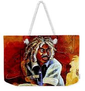 Calipso Man Weekender Tote Bag