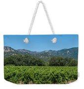 Calistoga Valley 2 Weekender Tote Bag