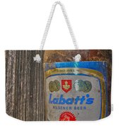 Call For A Blue  Weekender Tote Bag