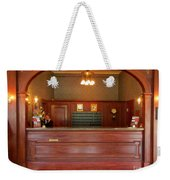 Call From Room 217 At The Stanley Hotel Weekender Tote Bag
