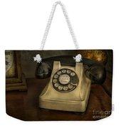 Call Me And Whisper Weekender Tote Bag