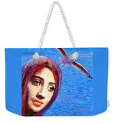Call Of The Deep Weekender Tote Bag