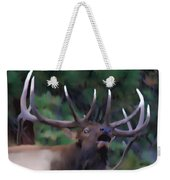 Call Of The Wild Weekender Tote Bag by Shane Bechler