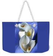 Calla Composition Weekender Tote Bag