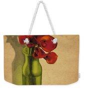 Calla Lilies In Bloom Weekender Tote Bag