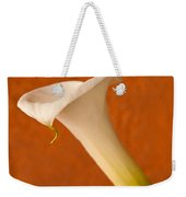 Calla Lily In Bloom Weekender Tote Bag