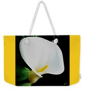 Calla Lily Spectacular Weekender Tote Bag