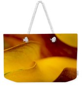 Calla Lily Waves Weekender Tote Bag