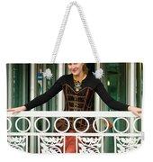 Calley In Full Color Weekender Tote Bag