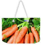 Calling All Rabbits By Diana Sainz Weekender Tote Bag