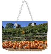 Calling Autumn Weekender Tote Bag by Joann Vitali