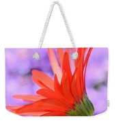 Calling On The Sun Weekender Tote Bag