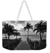 Calm Before Storm Weekender Tote Bag
