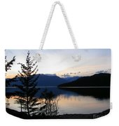Calm Evening Weekender Tote Bag