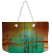 Calm Of Sand Weekender Tote Bag