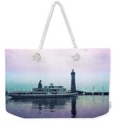 Calm On The Water Weekender Tote Bag