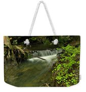 Calm Rapids Weekender Tote Bag