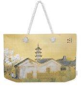 Calm Spring In Jiangnan Weekender Tote Bag