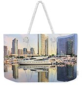 Calm Summer Morning Weekender Tote Bag