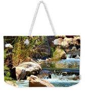 Calming Waters Weekender Tote Bag