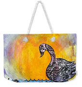 Calming Waters Weekender Tote Bag