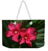 Calpoly Flowers By Diana Sainz Weekender Tote Bag