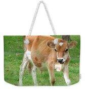 Calves Weekender Tote Bag
